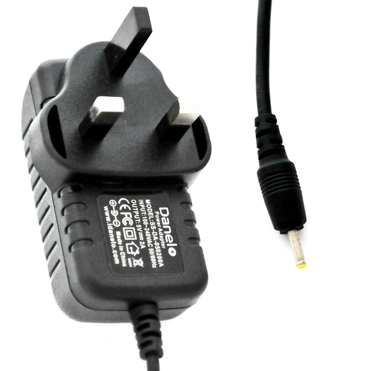 899 Gbp Yultek 5v 2a Ac Adaptor Power Supply 4 Prestigio Multipad Pmp3370b Tablet