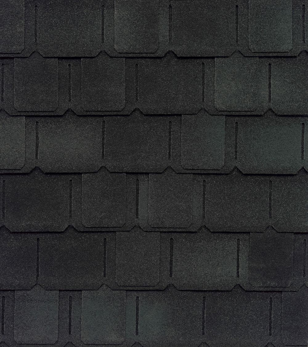 Best Camelot Ii Charcoal Architectural Shingles Roof 400 x 300