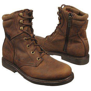 f7faffcd36b Harley Davidson Darnel Boots (Brown) - Men s Boots - 8.5 M