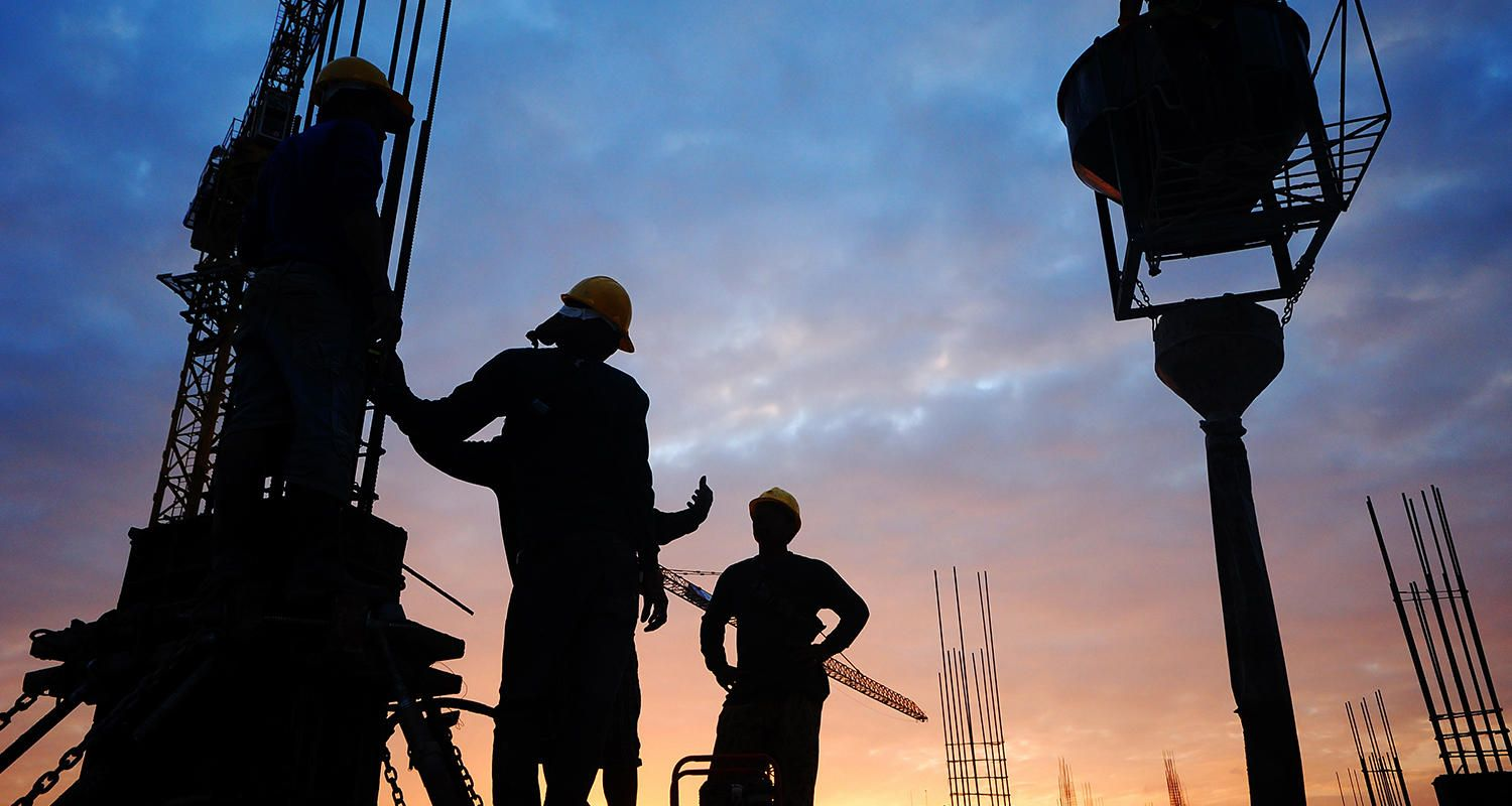 Increase Your Construction Production And Efficiency In A Smart Way Business Growth Is Now In Your Hands Dow Building Contractors Miramar Contracting Company