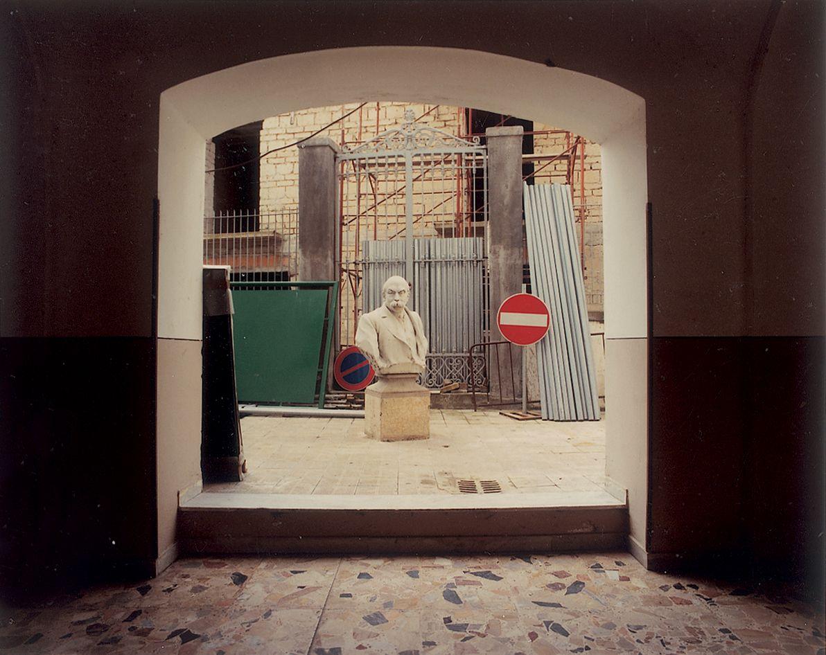 Luigi Ghirri San Martino Valle Caudina 1990 Serie Paesaggio