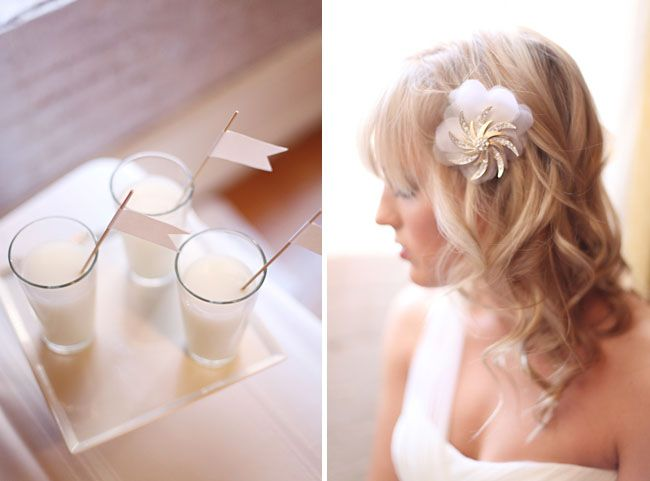 letting guests write their names on the flags would be a great way to help them identify their cups :)
