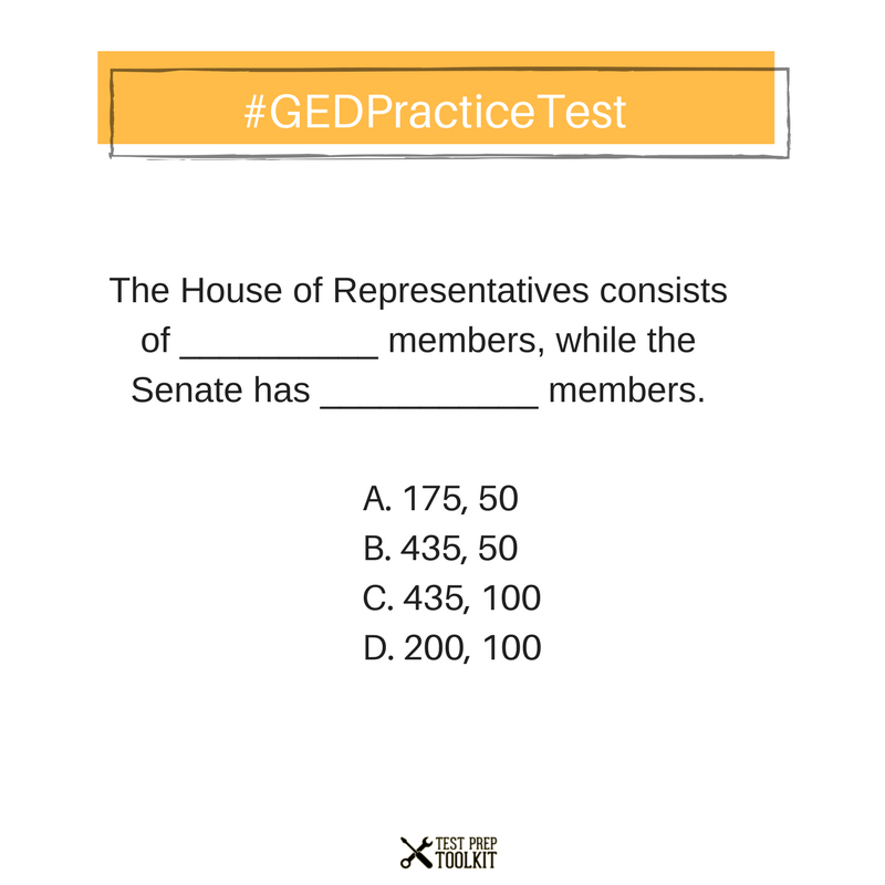 Ged Social Studies Practice Questions Ged Free Practice Tests Social Studies Ged Study Practice Testing