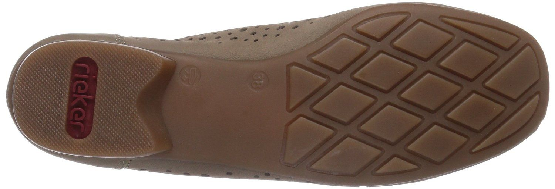 Rieker 40097 Damen Mokassin: : Schuhe & Handtaschen U8tlb