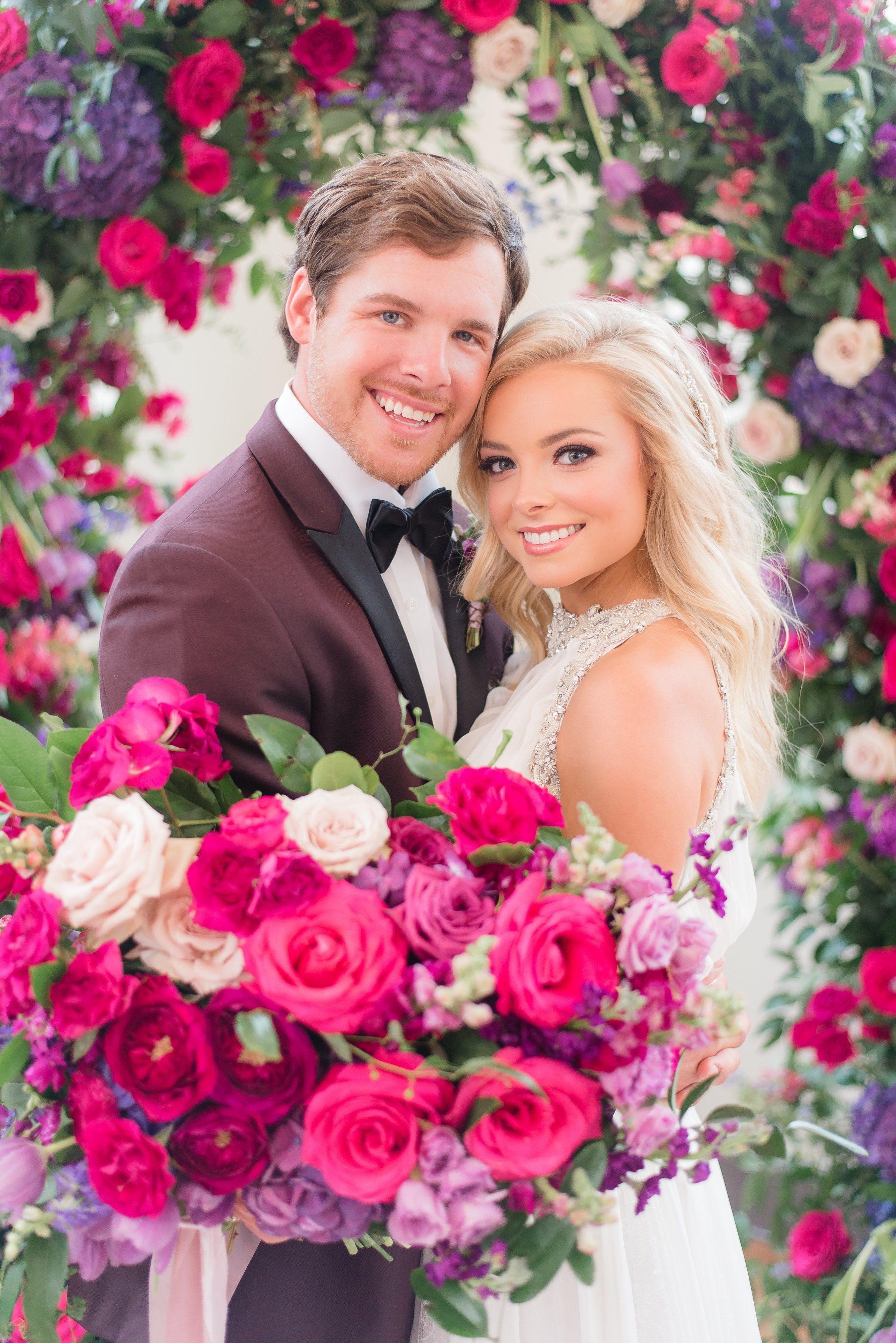 Alabama Weddings Magazine Style Series Shoot With Magnolia Vine Events Jewelry Bromberg S Hair