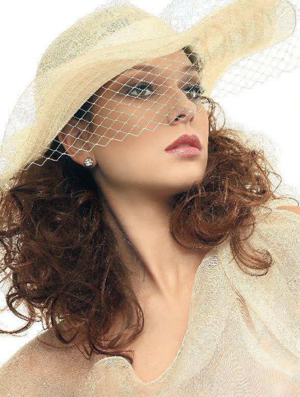 chapeu modelo crochê e super feminino - Pesquisa Google