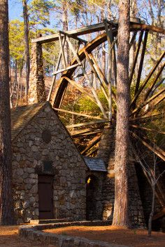 Old Mill at Berry College- 1 of the world's largest waterwheels (8 1/2 hours)