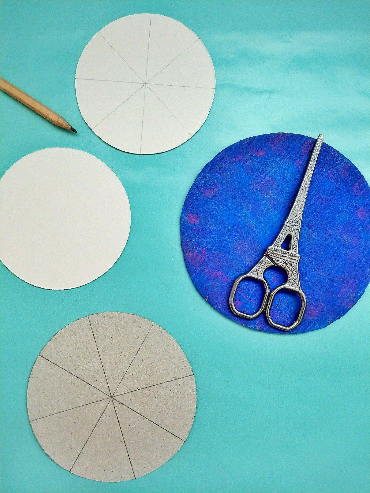 Weben mit Kindern -Einfache DIY Idee mit Anleitung - kleinliebchen
