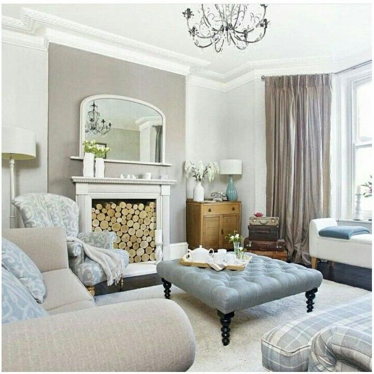 taupe paint with blue for living room  taupe living room