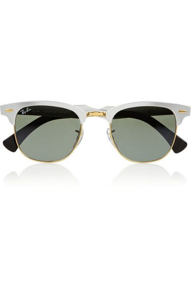 white clubmaster ray ban  Ray Ban Clubmaster White - Ficts