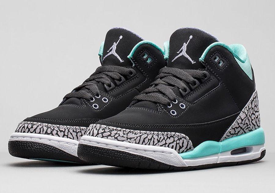 e5d947cb1194d2 Air Jordan 3 GS