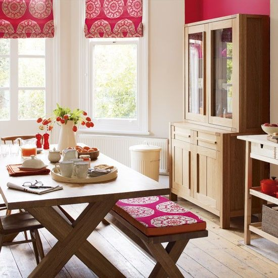 pink kitchen pink dining rooms decor home on kitchen decor pink id=49513