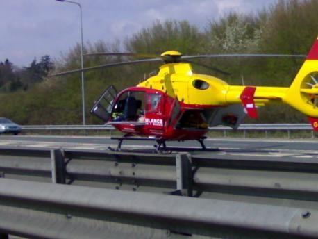 Updated Air Ambulance Suspended Bucks Free Press Flight Paramedic Ambulance Life Flight