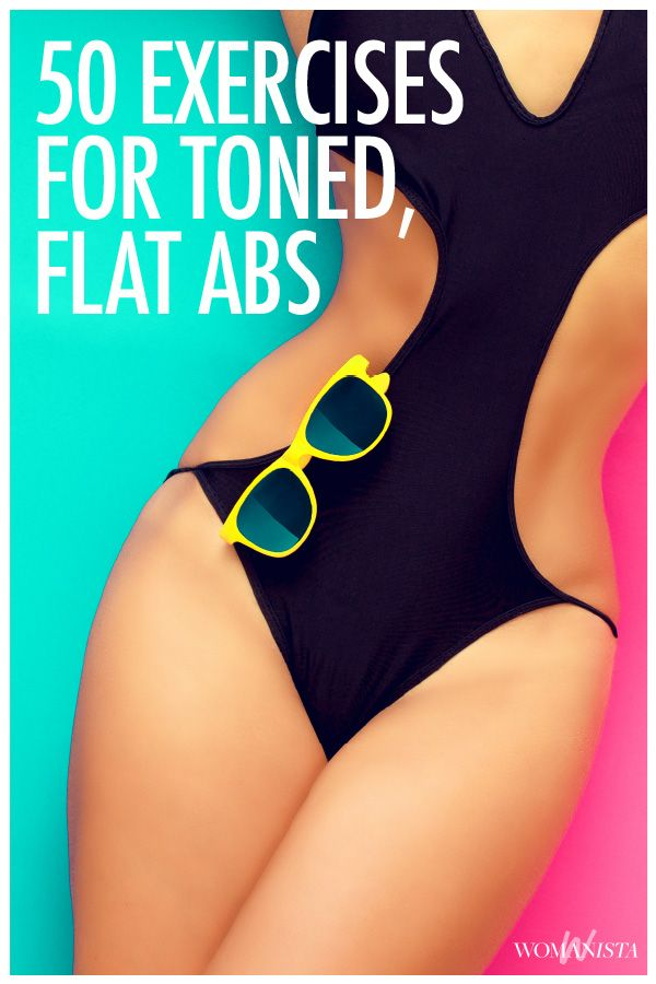 From the muffin top to the belly pooch, extra fat tends to hang around your