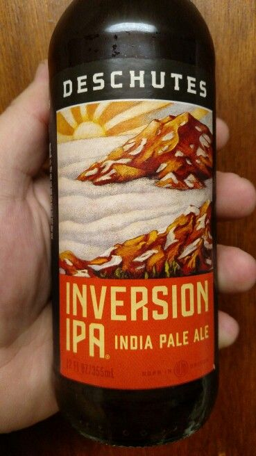 Deschutes Brewing Company Inversion IPA