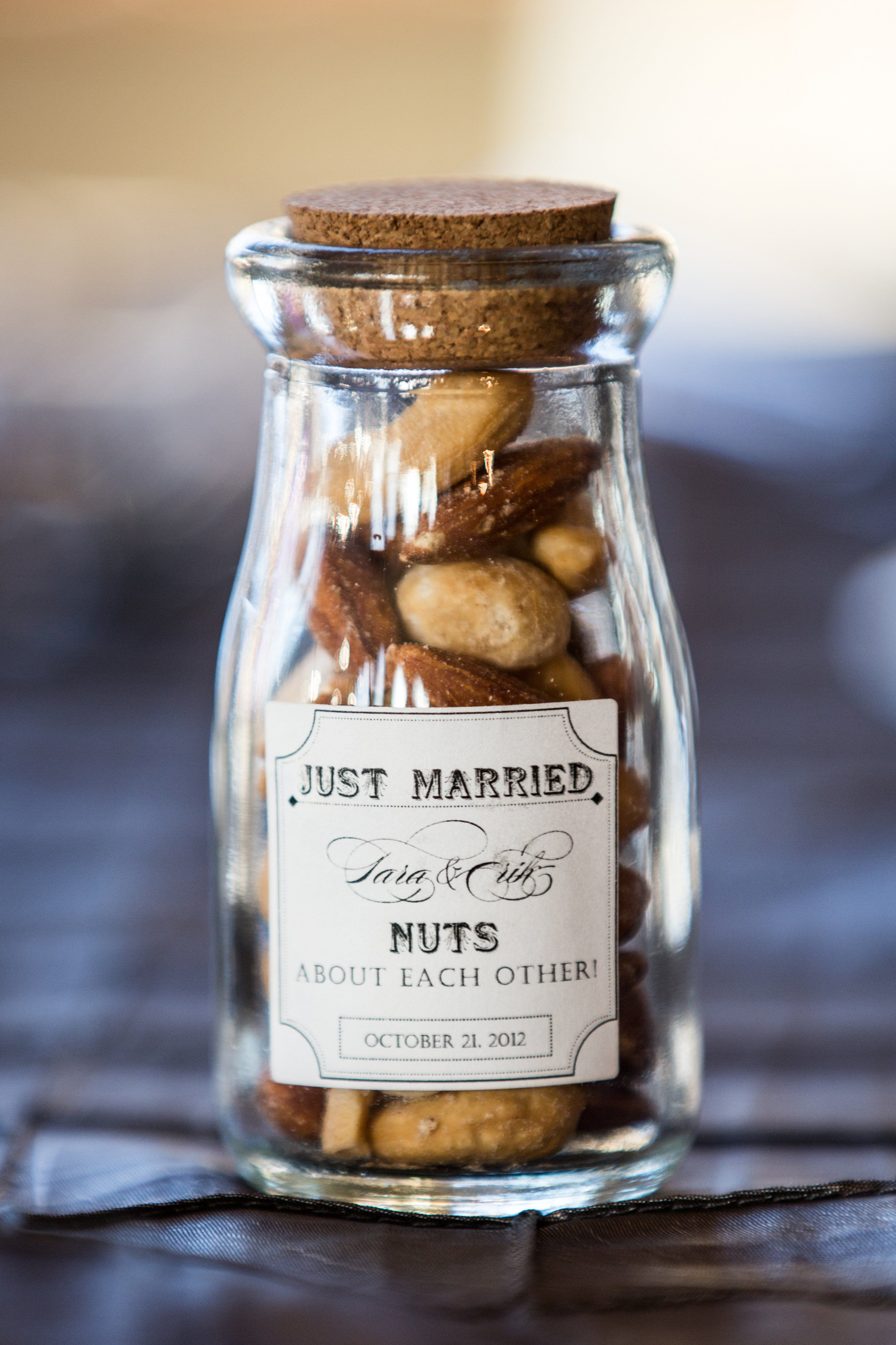 Assorted nuts favors pinteresu photos diy wedding jars of ideas cheap androids high resolution