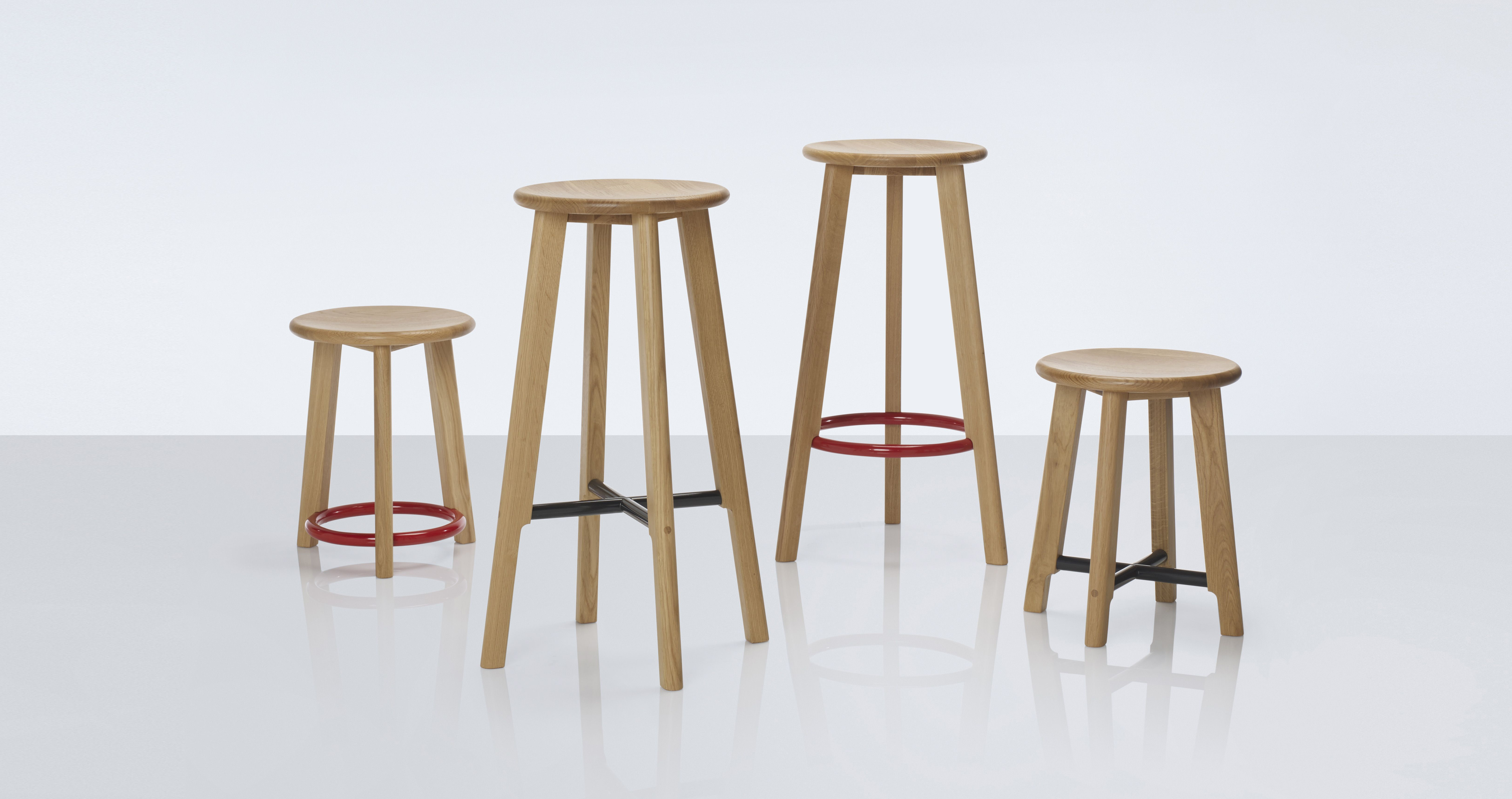 noughts and crosses stool by michael sodeau  products  pinterest  - bar stool