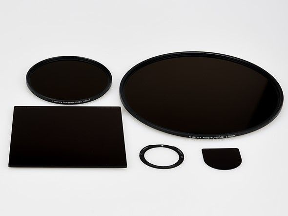 Aurora Aperture launches 16-stop ND filter and rear filters for Canons super-wide lenses
