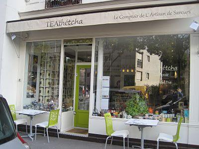 Teathecha Le Comptoir De L Artisan De Saveurs 119 Rue De La Glaciere 75013 Salon De The Comptoir Saveur