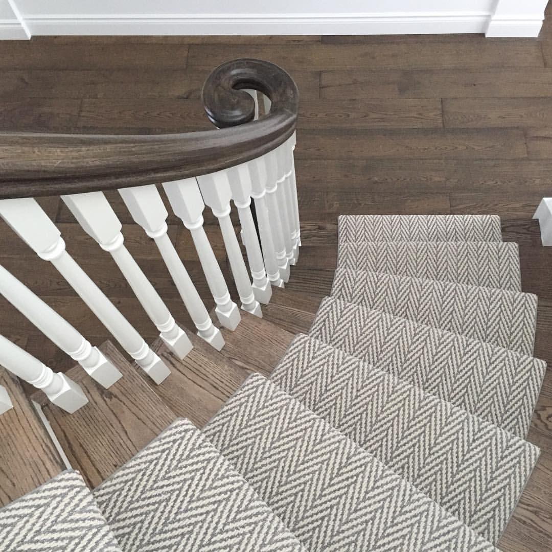 Pamela Sellner Sellnerdesign On Instagram Up Bright And Early On Saturday Morning Toddlerlife Curve Stair Runner Carpet Carpet Stairs Carpet Staircase