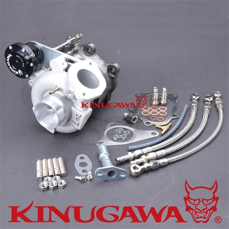 Kinugawa Billet Turbocharger 200811 S*baru Impreza WRX GT