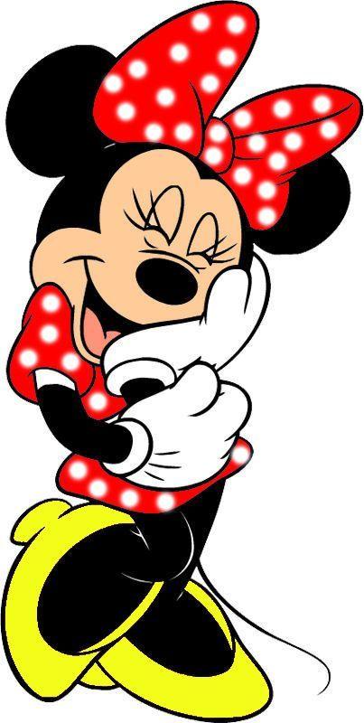 Mickey und Minnie Mouse