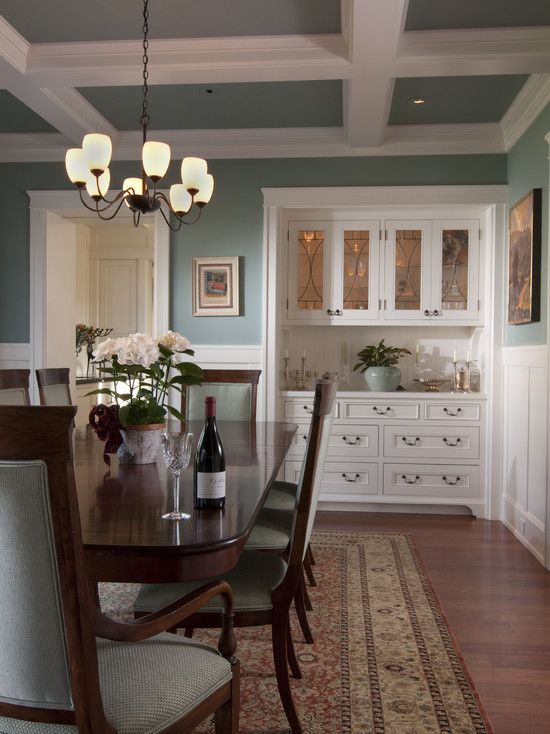 Dining Room Built Ins Design Pictures