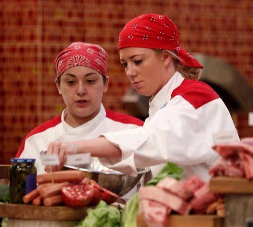 Awe Inspiring Hells Kitchen Recap 3 23 16 Season 15 Episode 11 8 Chefs Home Interior And Landscaping Synyenasavecom