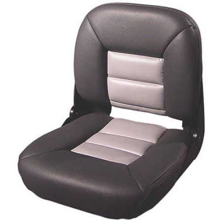 Tempress NaviStyle Low Back Boat Seat, Black   Products   Boat seats