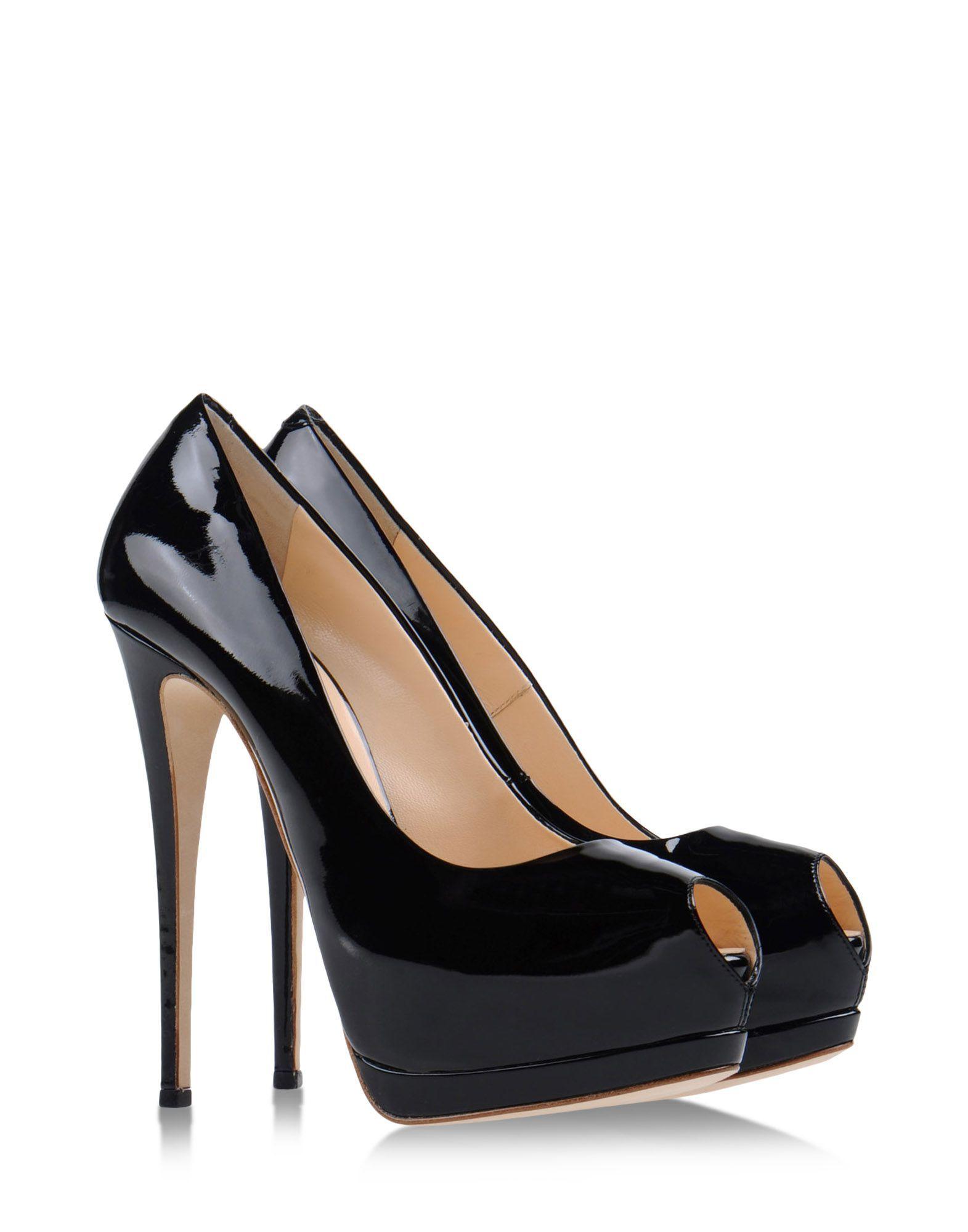 shoes heels, Black high heels shoes
