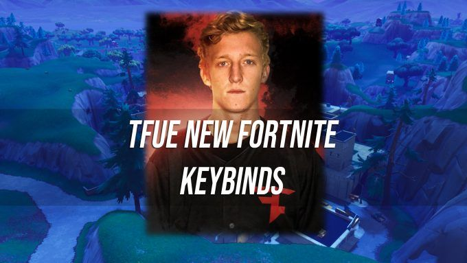 Faze Tfue S New Fortnite Keybinds Explained 2018 Fortnite