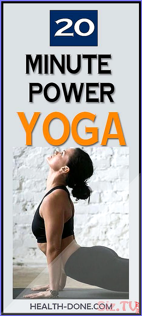 20 MINUTE POWER YOGA WORKOUT 20 MINUTE POWER YOGA WORKOUT Best Fitness Tips Save Images Best Fitness...
