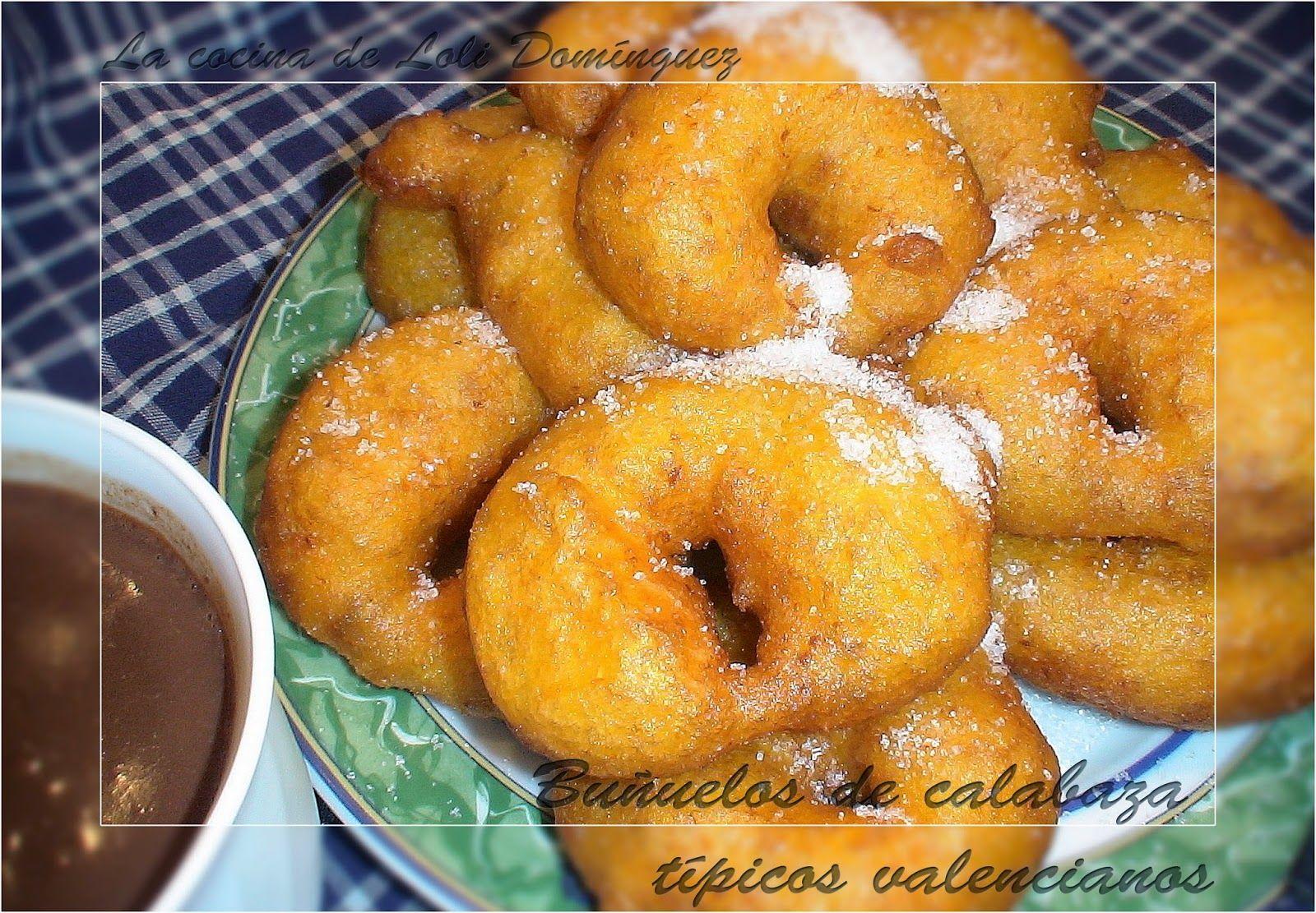 La cocina de Loli Domínguez: Dulces fritos