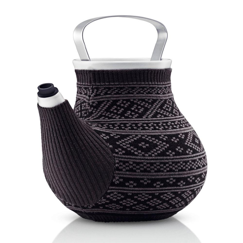 Design av Eva Solo; Serving My Big Tea Tekanne, Grå. Denne er jo helt fantastisk! Settes på kjekt å ha listen.