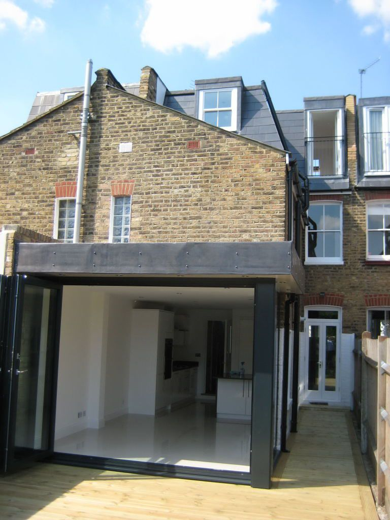 Residential extension mm pinterest extensions rear for Terrace extension ideas
