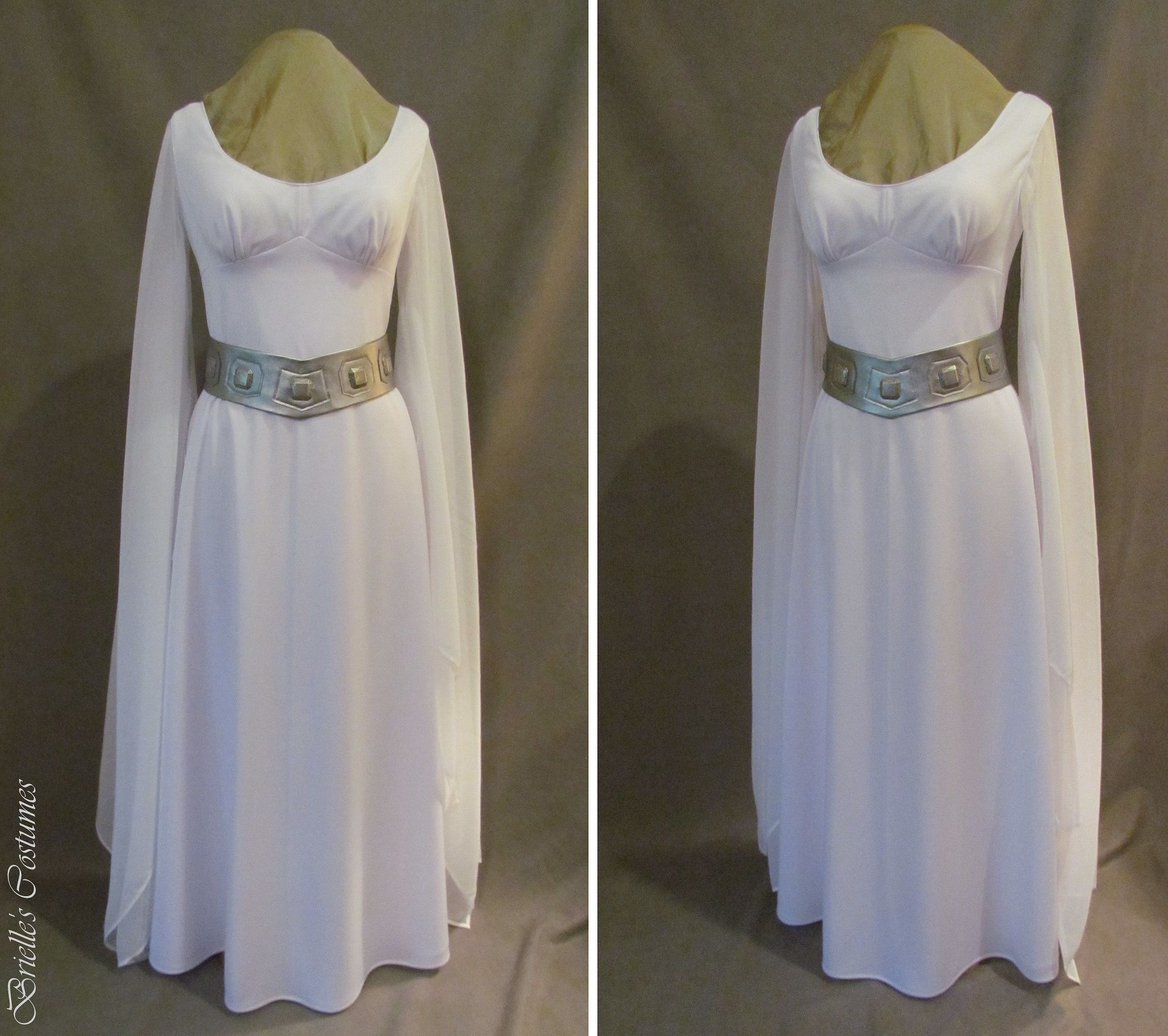 Star Wars A New Hope Cosplay Princess Leia Original Costumes