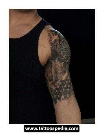fd63c8a47 Pin by Summer Lamb on Tattoos   Quarter sleeve tattoos, Half sleeve ...