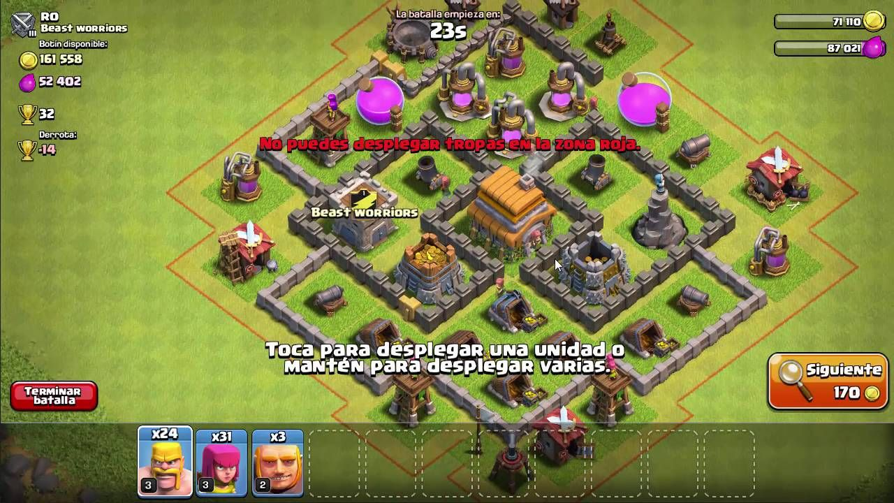 CLASH OF CLANS #19 - ME LO LLEVO....