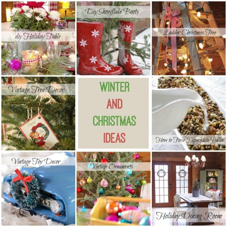 Winter and Christmas Ideas