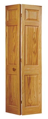 6 Panel Prefinished Golden Oak 2 Leaf Bi Fold Door 30 X 80 At Menards Updating House Home Decor Decor Magazine