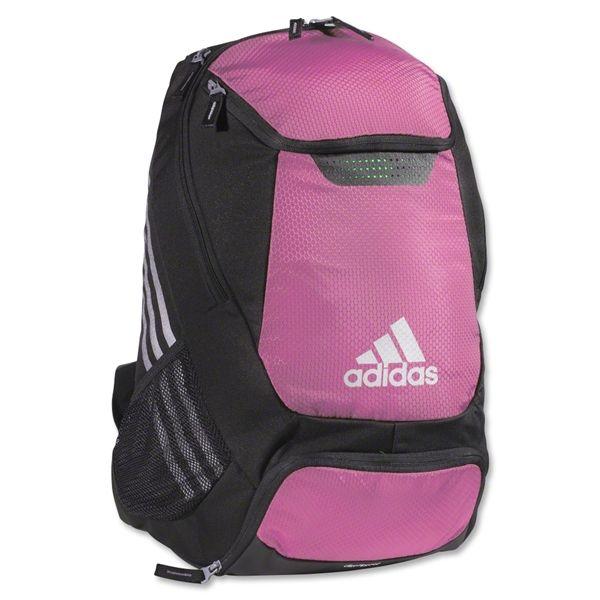 adidas Stadium Backpack Pink Black  65adc1f60053e