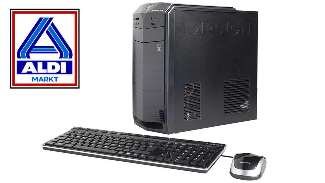 MEDION AKOYA P5395D Was taugt der neue Aldi-PC?