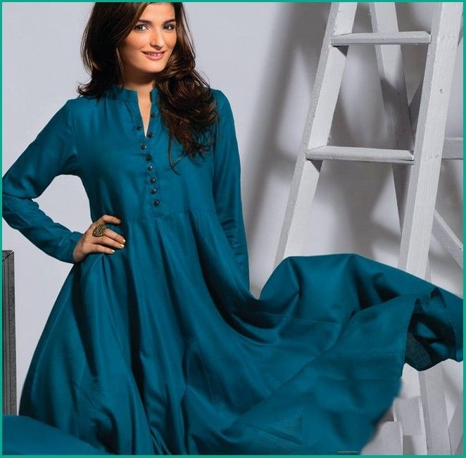 97e1f130a6 Latest Fashion Trends In Pakistan, winter has at last touched base with the  current year's trendiest winter dresses gathering