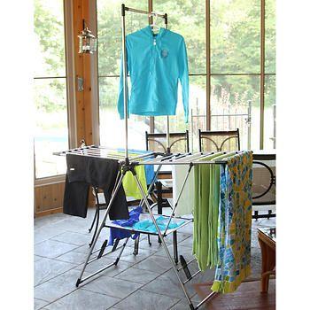 laundry rack acier inoxydable