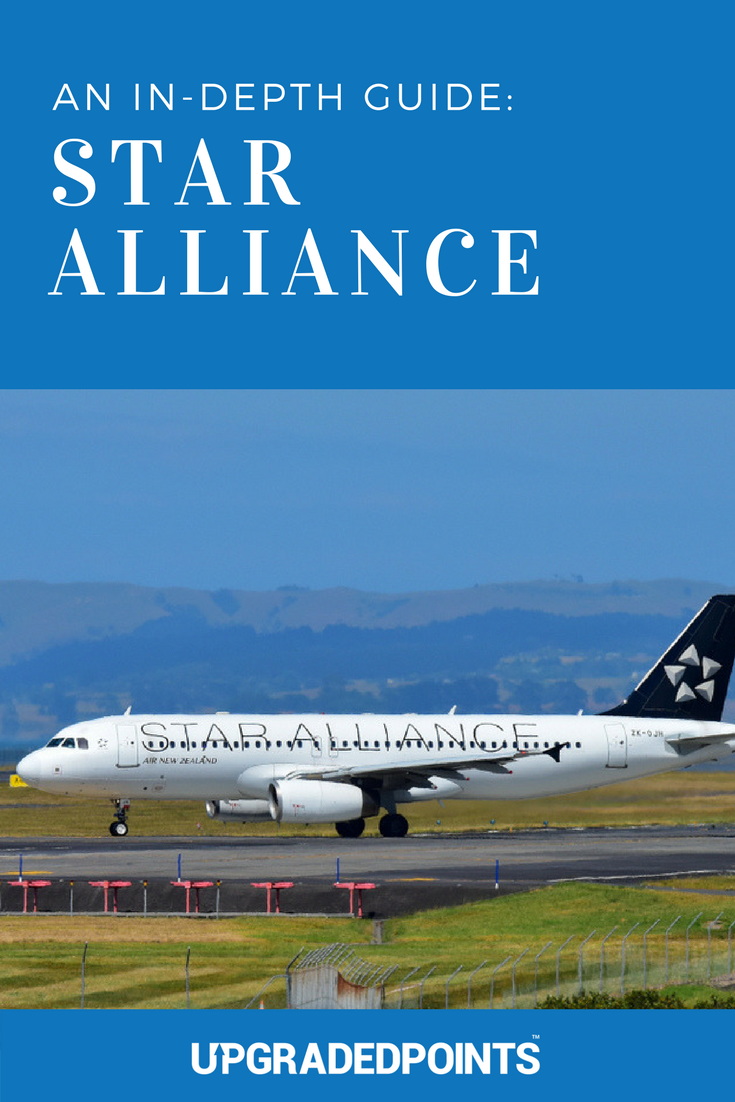 The Star Alliance Everything You Need to Know [Partners