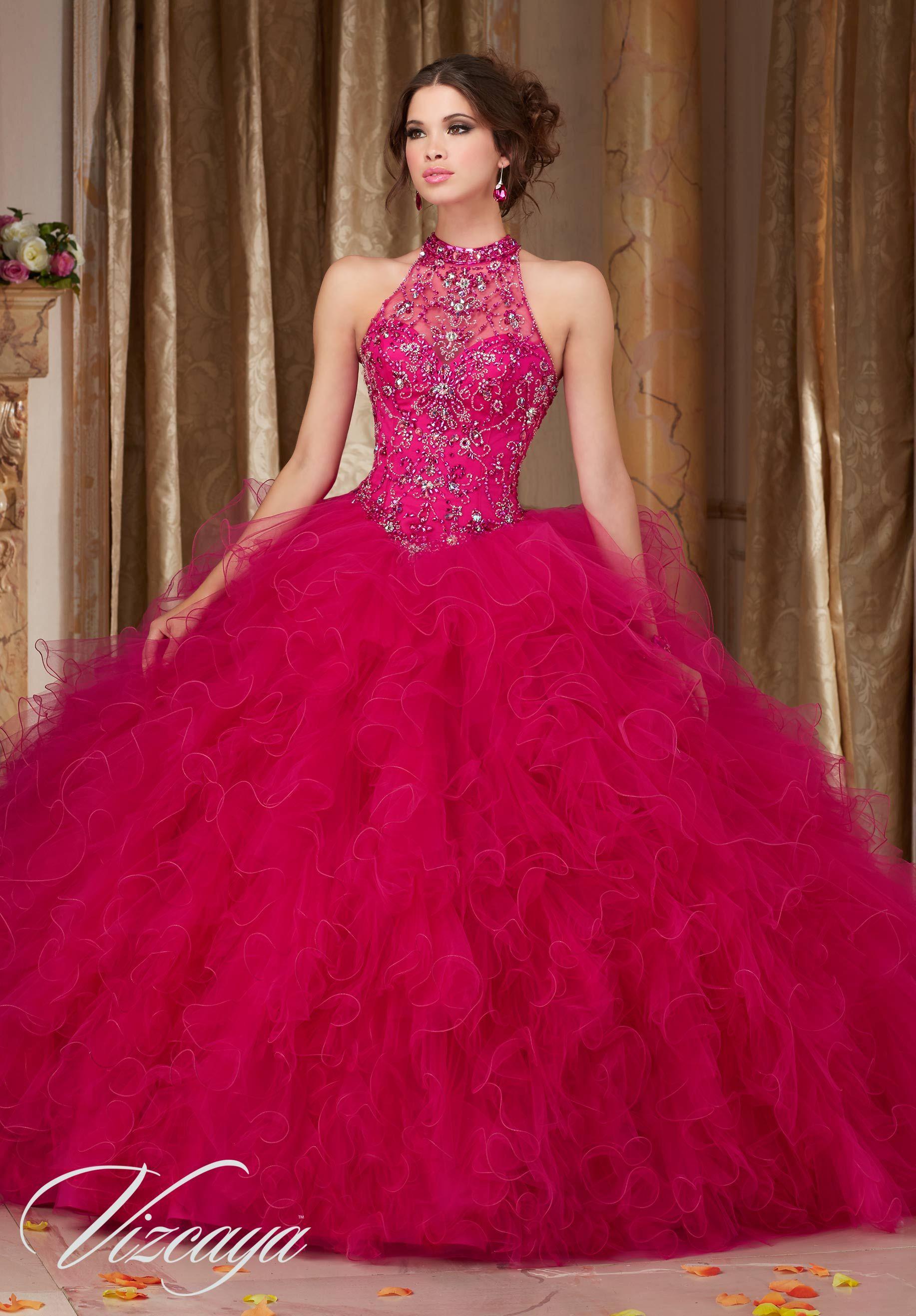 Quinceanera Dresses Pink Sweet 15 Dresses Mori Lee Quinceanera Dresses [ 2636 x 1834 Pixel ]