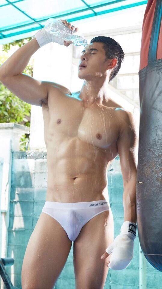 Naked Ladies Getting Wet