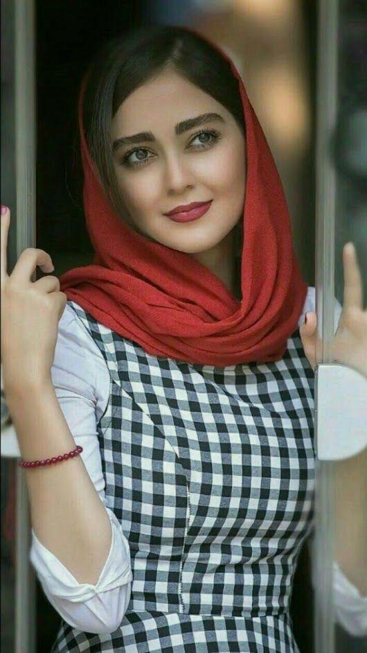 Pin By Parvaz Dragon On Moda  Beautiful Muslim Women -6770