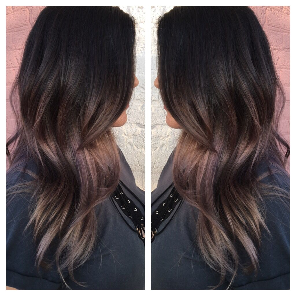 Image Result For Gray Ash Brown Hair With Highlights Brunette