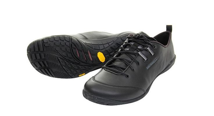 Merrell Barefoot Shoes Tough Glove Athletic Shoes Leather Sneakers 511131422 Black Athletic Shoes Merrell Barefoot Shoes Merrell Barefoot